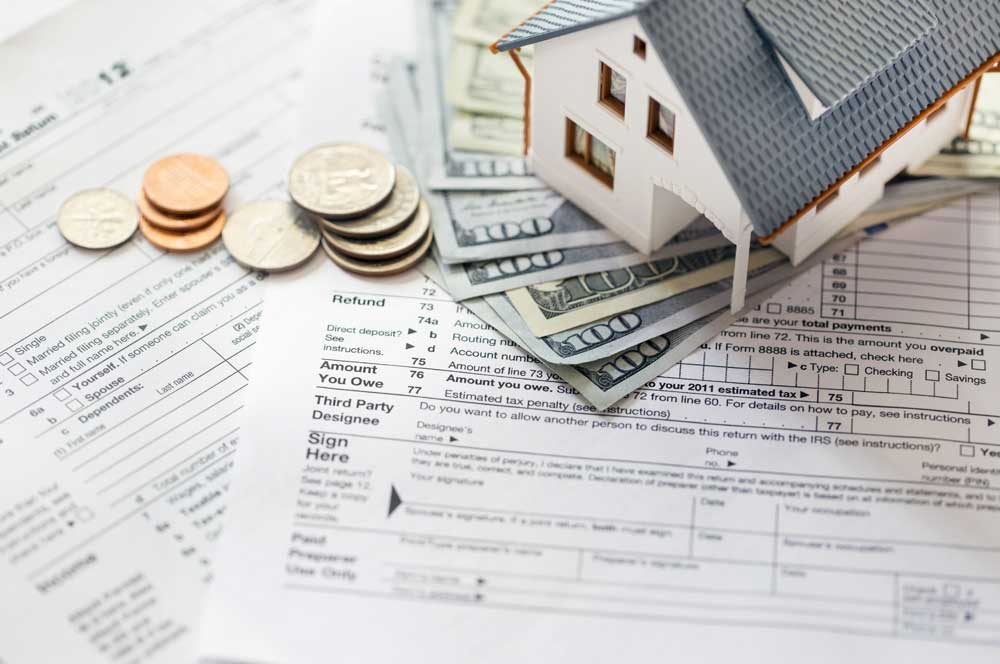 Reviewing Your Income/Interest Rate