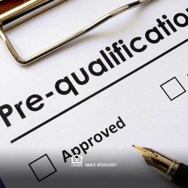 Pre-qualification or Pre-approval Letter