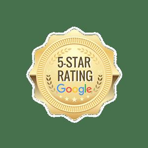 Google 5 Star Ratings