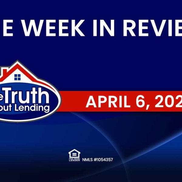 In Review: Week of April 6th, 2020