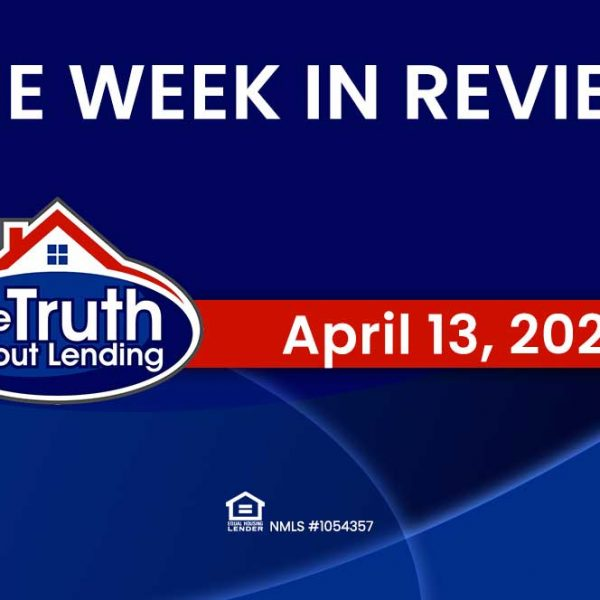 In Review: Week of April 13th, 2020