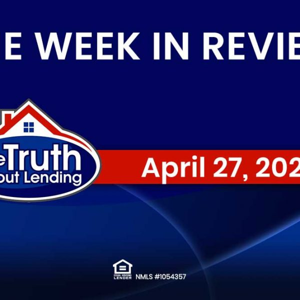 In Review: Week of April 27th, 2020